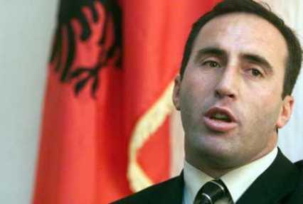 Islamist Nazi KLA commander and mass murderer of Serbs in Glodjane, Kosovo