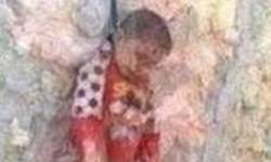 Child syria